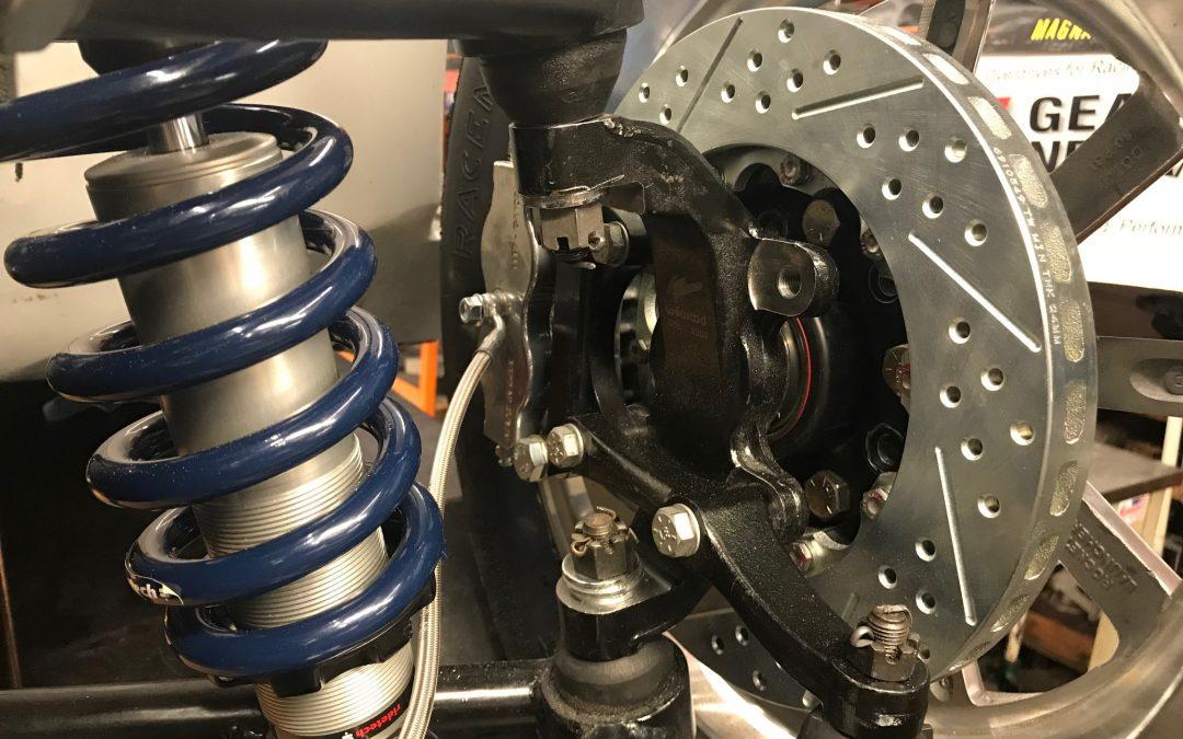 64 fairlane front Baer disk brake